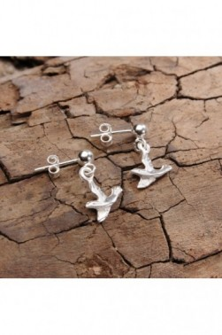 Soaring Dove Earrings