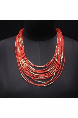 Layers of Color Necklace