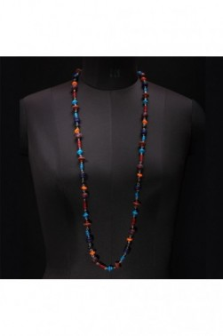 Color Dot Necklace
