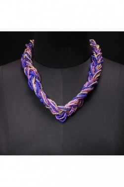 Shades of the Evening Necklace