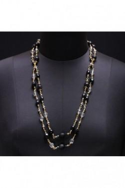 Checker Bead Necklace