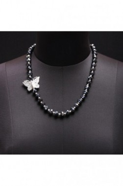 Butterfly Path Necklace