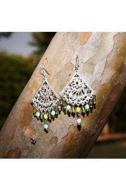 Fanned Earrings