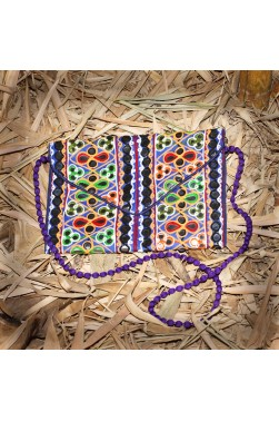 Thin Rainbow Purse